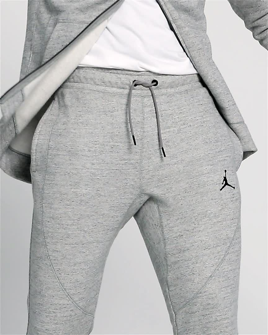 official photos 12871 75b30 Mens Fleece Pants. Jordan Sportswear Wings ...