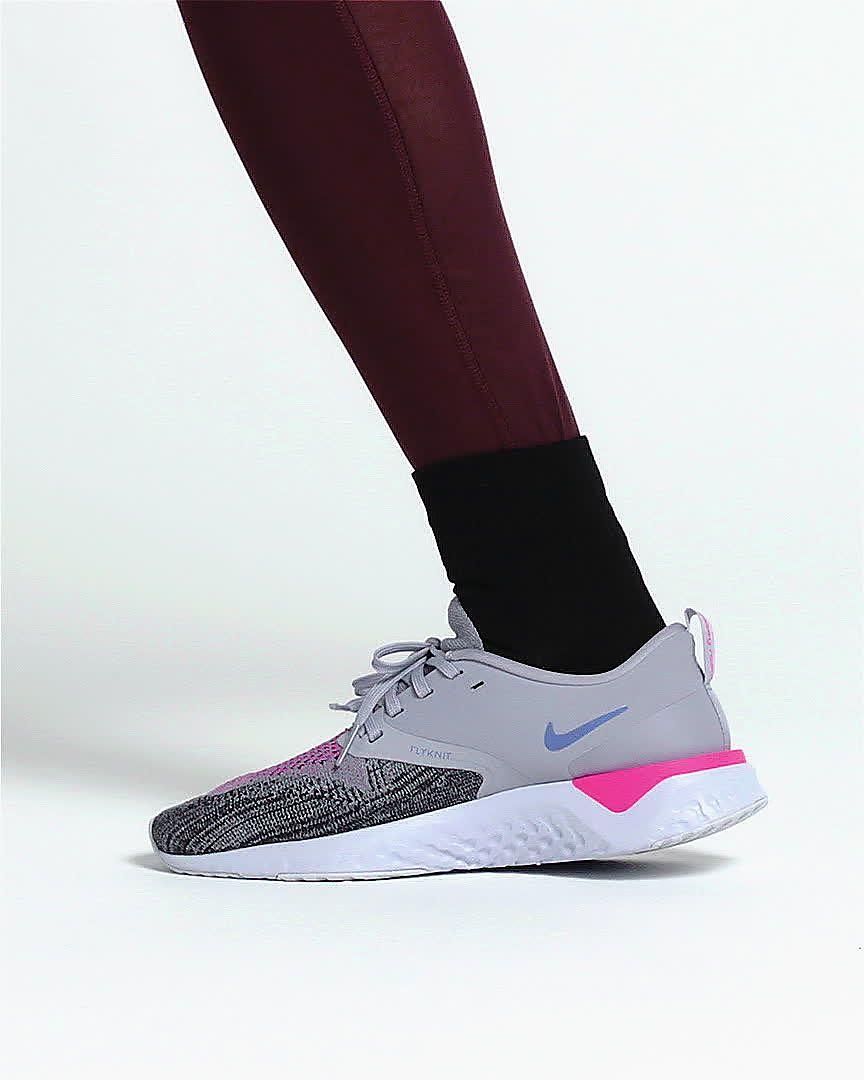Laufschuh Flyknit 2 Odyssey Damen Nike React 80PnNwXOk