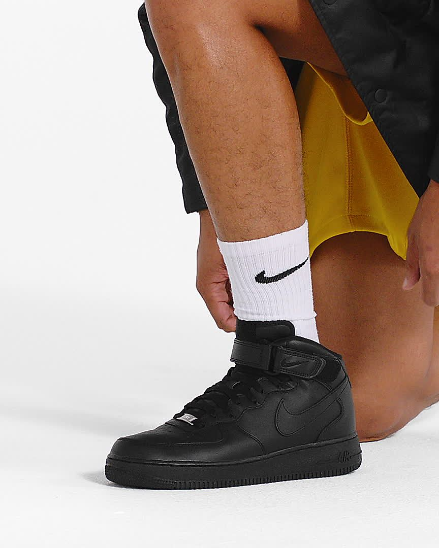 Force Mid Nike 1 Men's Shoe Air '07 ZPkuTXiO