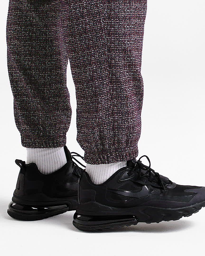 zapatillas air max 270 hombre negras