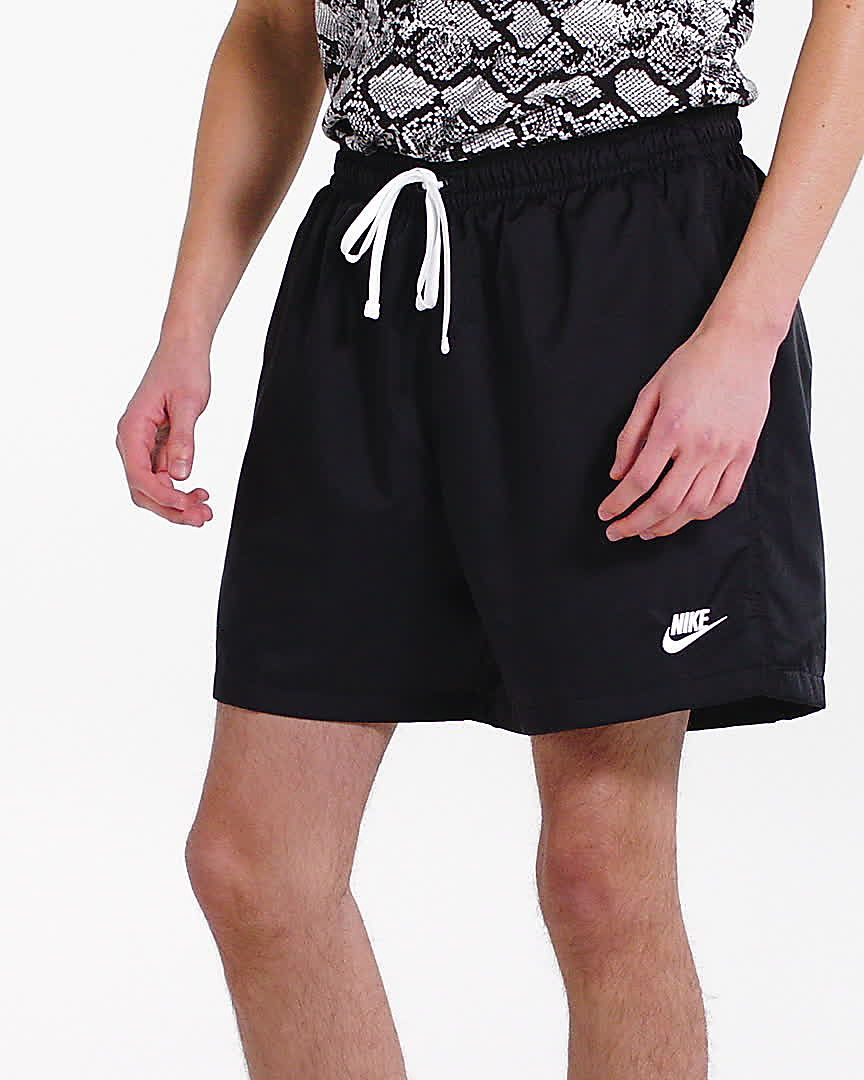 on feet images of wholesale reasonable price Nike Sportswear Men's Woven Shorts