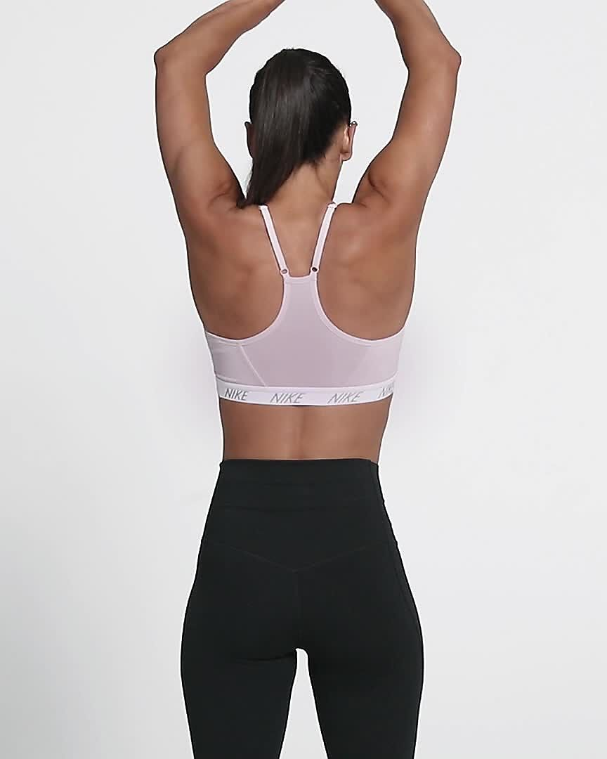 8fdc687a28 Nike Indy Soft Women s Light Support Sports Bra. Nike.com