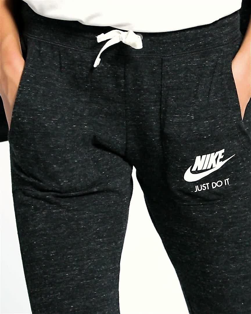 pantalon nike just do it femme