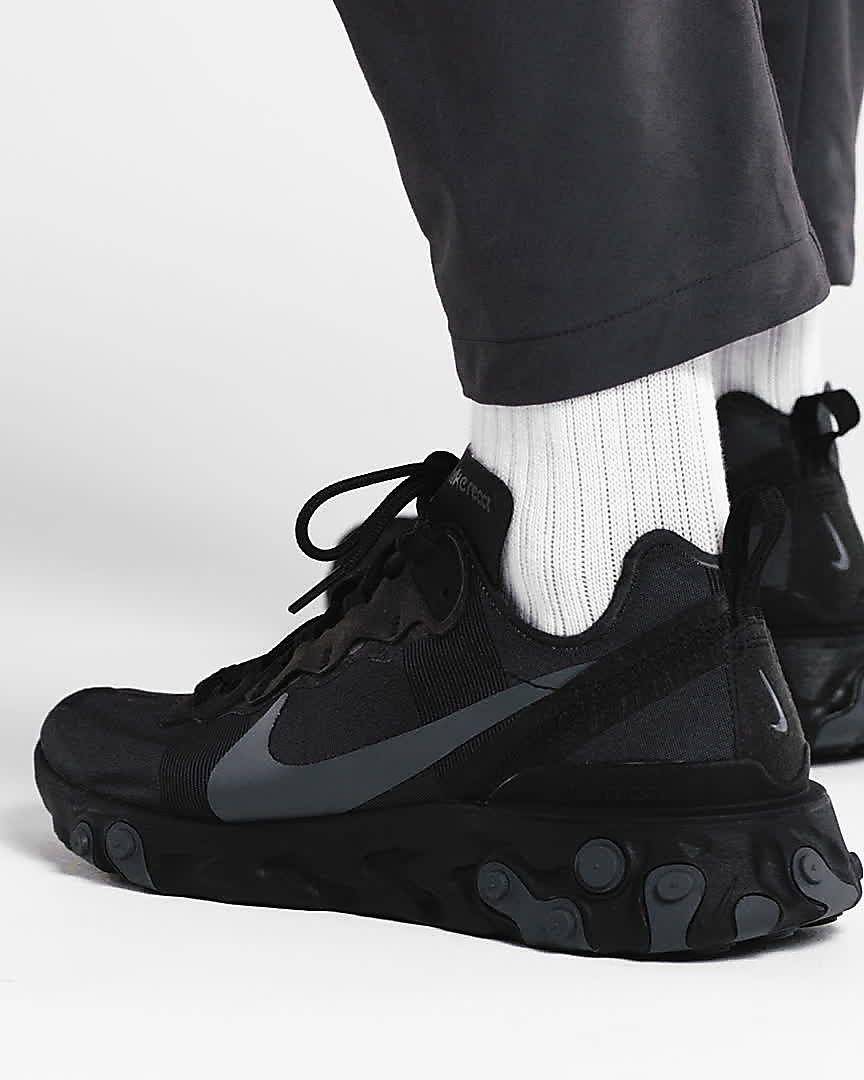 569fa030 Мужские кроссовки Nike React Element 55. Nike.com RU