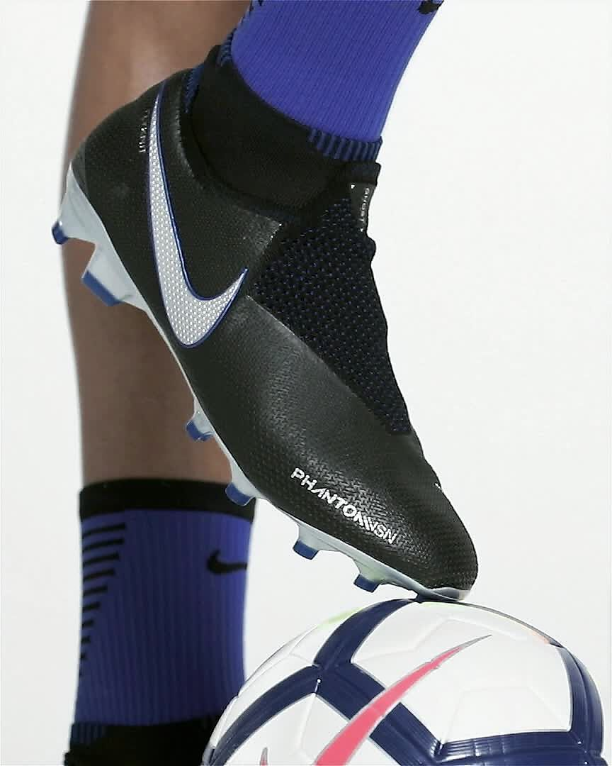 561432775351 Nike PhantomVSN Elite Dynamic Fit Game Over FG Firm-Ground Football Boot.  Nike.com IN