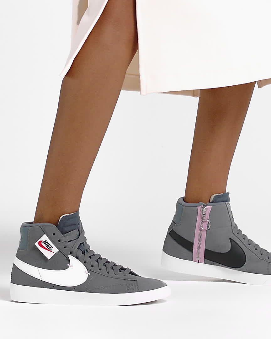 Chaussure Nike Blazer Mid Rebel pour Femme